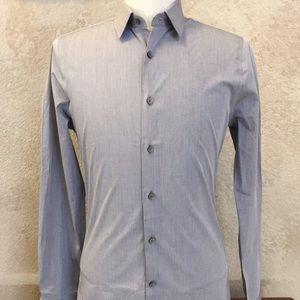 Express Men's 1MX extra slim shirt NWT